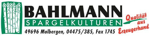 Spargelhof Bahlmann logo